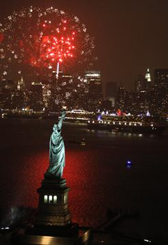 The Statue of Liberty's 125th birthday is just one of several reasons to visit New York City in 2011.
