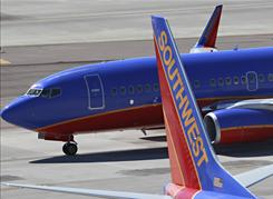 Southwest Airlines says rising fuel costs forced it to hike fares on the bulk of its routes.
