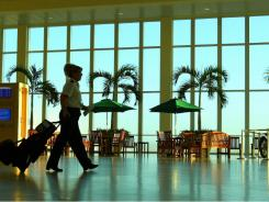 Southwest Florida International Airport is a favorite with fliers.