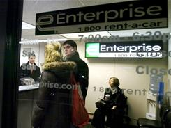 Enterprise operates the Alamo Rent A Car, National Car Rental, and Enterprise Rent-A-Car brands.