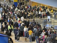 One of the perks of gaining elite status in frequent flier programs is accessing designated areas at check-in counters and avoiding long lines.