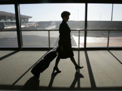 Dulles Airport near Washington.