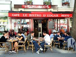 The next time you're trying to order something in French in a Parisian cafe, you may want to reach for your smartphone.