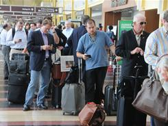 Few industries test their customers' patience like the airlines. Travelers tweet daily about delays, cancellations, lost bags and testy gate agents.