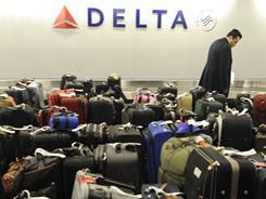 While the new rules don't include compensating for delayed bags, airlines do have to pay fliers for baggage that is lost. 