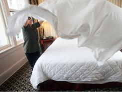 The Hotel Monaco in Portland has allergenic rooms.
