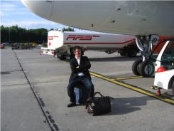 Dr. Damian O'Doherty set out to study the impact of the airport environment on airport workers and travelers. He is getting ready to turn thousands of pages of notes into a book.
