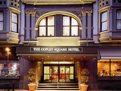 Using Hotel Tonight, a traveler could save nearly $200 on a particular weeknight stay at The Copley Square Hotel in Boston, in comparison to hotel-website rates.