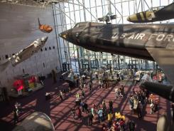 "Astronaut Thomas D. Jones describes the National Air and Space Museum on the National Mall in Washington, DC, as ""the Mecca for American aviation and aerospace history."""