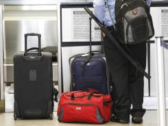 Checking in:  Airlines have seen checked-bag fees become a big part of their bottom lines.