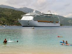 A weeklong cruise on Royal Caribbean's 3,114-passenger Navigator of the Seas, round-trip from Civitavecchia (Rome) to Greece and Turkey, is priced from $499 in September and October.