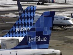 Weather complications and a hiccup in JetBlue's system lengthened one flier's trip's miles 21-fold. She opted out of flying, taking a train instead, but the airline later reimbursed her for costs resulting from the itinerary disruption.