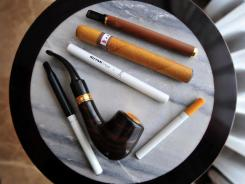 Various battery-powered smoking devices are designed as an alternative to cigarettes, cigars and pipes, but concern over the safety of the products has prompted the Obama administration to propose a ban on use in flights.