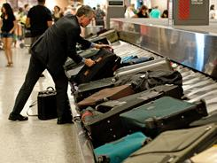The Department of Transportation has ruled that an airline must now refund checked-bag fees if it loses your luggage, but Hobica calls for a refund if the bag is delayed for more than an hour.