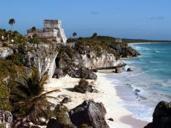 The mysteries of the ancient Maya civilization are explored on the Tulum Mayan Ruins excursion.