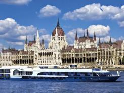 The rivers of Europe, especially the Danube -- shown here -- and Rhine, continue to be the epicenter of the industry.