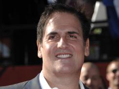 Mark Cuban:  He increased his stake in LodgeNet to nearly 10%.
