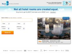 Room77 service may let you request hotel rooms based on your tastes and requirements.