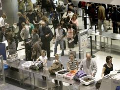 At 51 airports in the U.S., security checkpoints allow travelers to choose lines based on their traveler type (expert, casual, and family) and familiarity with the process.