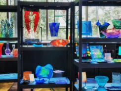 The Mississippi Crafts Center Gallery in Ridgeland features the work of more than 400 artists.