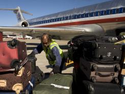 Pilots and load planners ensure that the airplane is properly loaded prior to departing the gate.