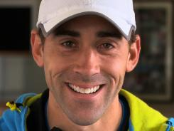 Bobby Reynolds zigzags across the globe on the professional tennis circuit, spending roughly 200 days a year on the road for practices and competitions.