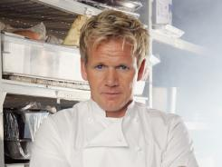 Michelin-starred 'Hell's Kitchen' chef Gordon Ramsay is the latest culinary star to ante up in Las Vegas. He's opening a steakhouse at Paris Las Vegas.