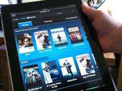 LodgeNet, the biggest provider of hotel room television entertainment, has created a free app that turns iPhones, iPads and Androids into remote controls.