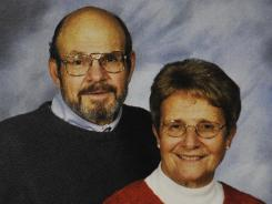 Family members of Jerry and Barbara Heil say they accept the decision to end the search.