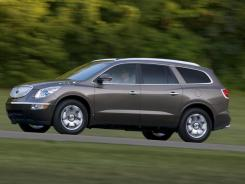 2009 Buick Enclave: A year after recall, Avis and Budget had fixed 35% of them.