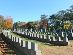 Fairview Lawn Cemetery is one of 24 spots in Halifax with links to the world's most famous shipwreck. Of 150 Titanic victims buried in three of the city's cemeteries, most are here.