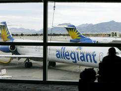 Allegiant provides the only low-fare, nonstop flights in mainline airplanes from small communities to 10 of the nation's most important visitor destinations.