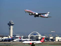 As a huge hub, Los Angeles International airport will have relatively reasonable fares, often the cheapest.
