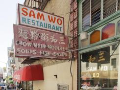 The owners of Sam Wo restaurant in San Francisco are scheduled to plead their case to the city's Public Health Department at a hearing on Tuesday.