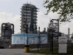 The ConocoPhillips refinery in Trainer, Pa., near Philadelphia.