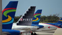 Spirit adds $100 carry-on bag fee