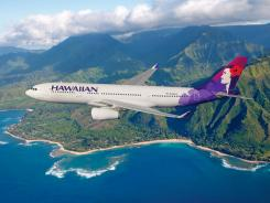 The airlines with the highest on-time arrival rate for March were Hawaiian Airlines, which usually benefits from favorable weather, AirTran Airways and US Airways.