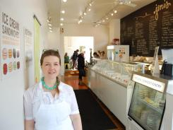 In making the drive between New York and L.A., columnist George Hobica stumbled upon a Columbus, Ohio, gem: Jeni's Ice Creams.