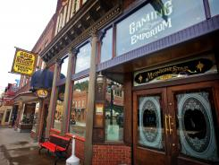 The Midnight Star Gaming Emporium in Deadwood, S.D., is owned by actor Kevin Costner. Deadwood was a dying community with no preservation budget before gambling was re-legalized in 1989.