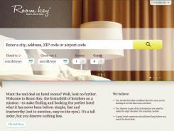 Keying in: Room Key offers a convenient and flexible way to shop for stays at major chains.