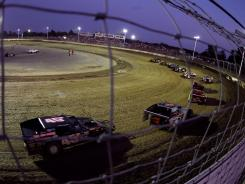 The Lima, Ohio, quarter-mile oval track is owned and operated by University of Northwestern Ohio, which has a motorsports curriculum and team.