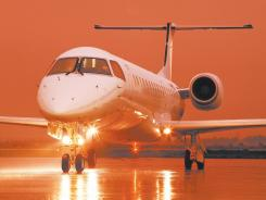 Regional airlines provide the only air service at 484 airports nationwide, but regional aircraft operate on some of the nation's densest routes, too.