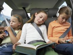 Keeping kids engaged on a road trip doesn't have to be a far-fetched dream. Check out these options and other age-appropriate audiobook titles for your family.