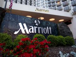 Some Marriott International hotels that have free Wi-Fi also offer faster Web connections for a fee.