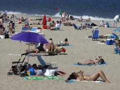 The next time you want to find a beach or avoid a sunburn, check out one of these apps.