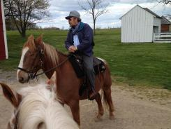Gettysburg can be toured in a number of ways, but on horseback you can transport yourself to the vantage and vulnerability of a Civil War officer on horseback.