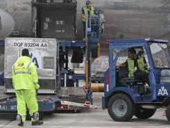 Excessive heat can interrupt airport operations since the temperatures on hot tarmac surfaces can be much higher than reported air temperatures, proving life-threatening to employees working outside.