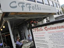C.F. Folks in Washington is one of America's top sandwich shops according to Zagat.