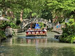 San Antonio: One of the fastest growing cities in the U.S. is also quite the airfare bargain this year.