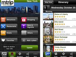 The mTrip app is available for 28 destinations and covers museums, monuments, restaurants, bars, hotels and more.